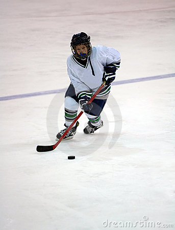 Free Ice Hockey Player Royalty Free Stock Images - 3554909