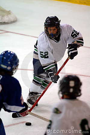 Free Ice Hockey Player Stock Images - 4715404