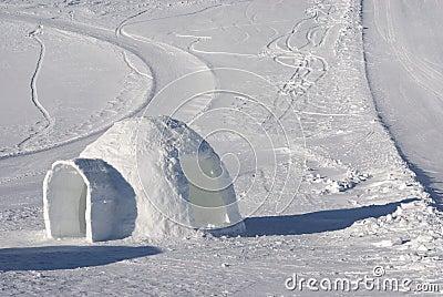 Ice igloo 2