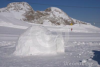 Ice igloo 4