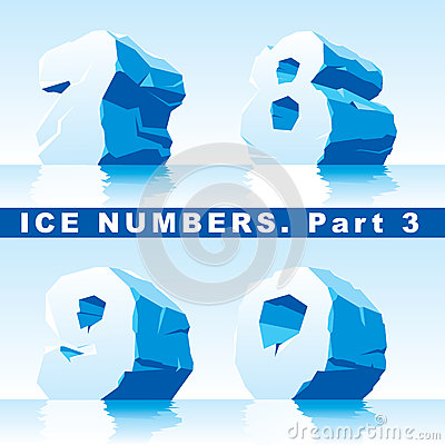Ice numbers Part 3