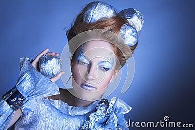 Ice-queen.