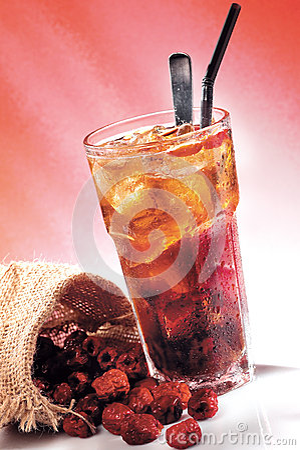 Ice Red Dates Tea