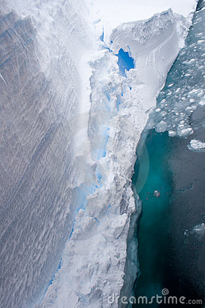Ice Shelf Edge