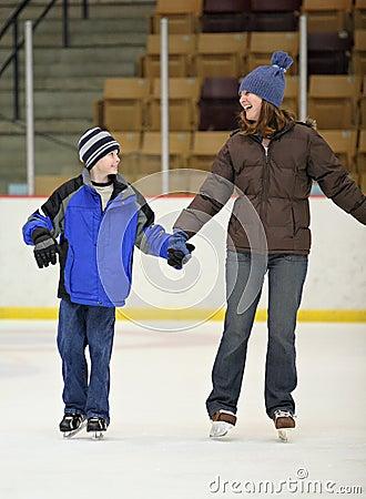 Free Ice Skating Stock Photo - 8677900