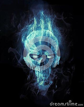 Free Ice Skull Stock Photos - 23241483