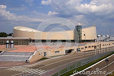 Ice Sports Arena