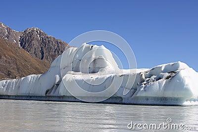 Ice Submarine