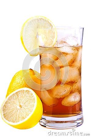 Free Ice Tea Royalty Free Stock Image - 17696176