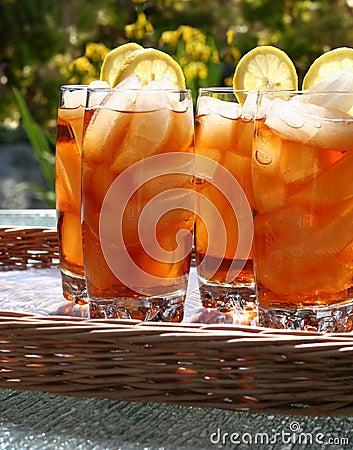 Free Ice Tea Stock Photo - 2524790
