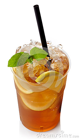 Free Ice Tea Royalty Free Stock Images - 43020219