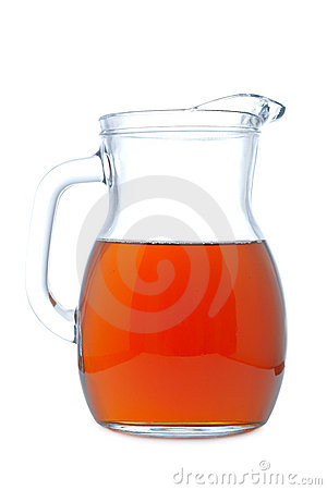 Ice tea pitcher