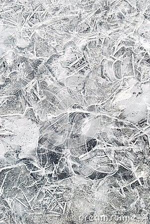 Free Ice Texture Stock Image - 12831751