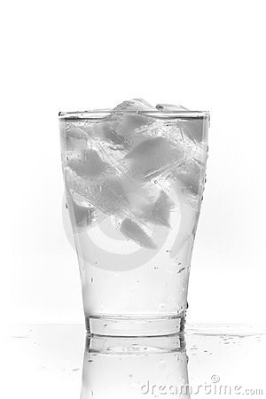 Free Ice Water Royalty Free Stock Photography - 5105697