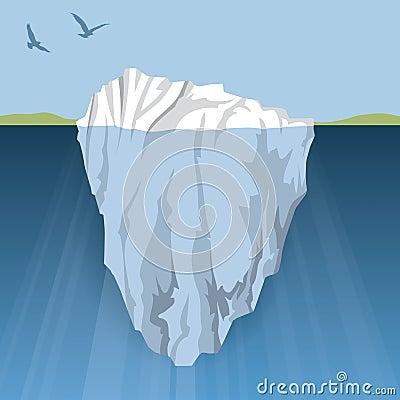 Iceberg Royalty Free Stock Image Image 28628096