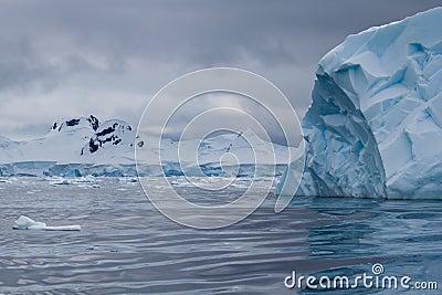 Iceberg blue