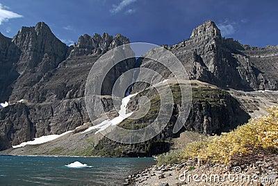 Iceberg Lake, Glacier N P