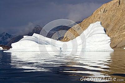 Iceberg - Northwest Fjord - Greenland