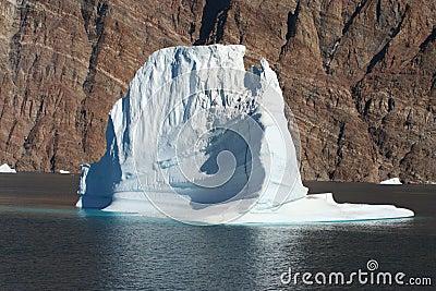 Iceberg off Greenland