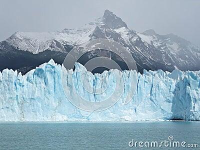Iceberg from Perito Moreno Glacier  Argentina
