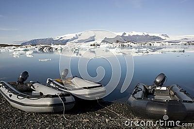 Icebergs, Joekulsarlon, Iceland