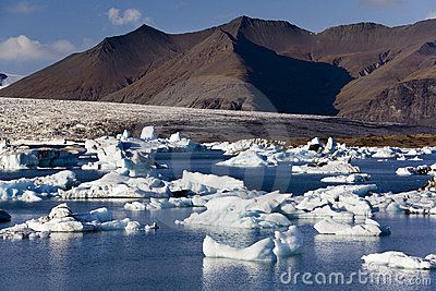 Icebergs - Jokulsarlon Glacier - Iceland