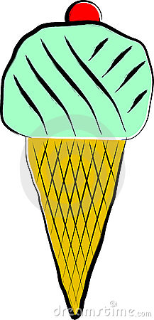 Icecream illustration