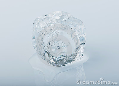 Icecube close-up