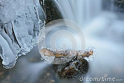 Iced Cascade