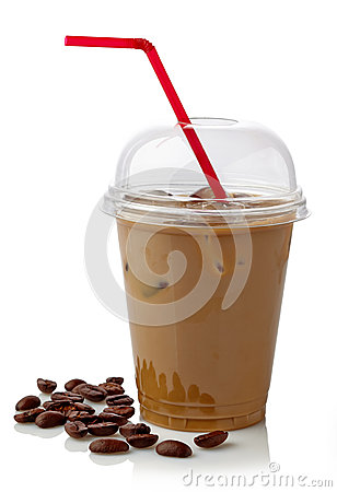 Free Iced Coffee Stock Image - 37109981
