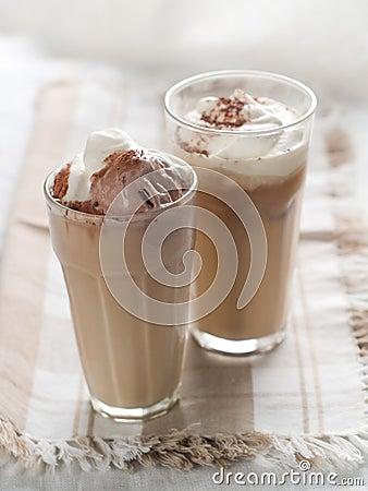 Free Iced Coffee Royalty Free Stock Photo - 41522615