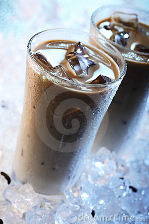 Free Iced Coffee Royalty Free Stock Photography - 4823987