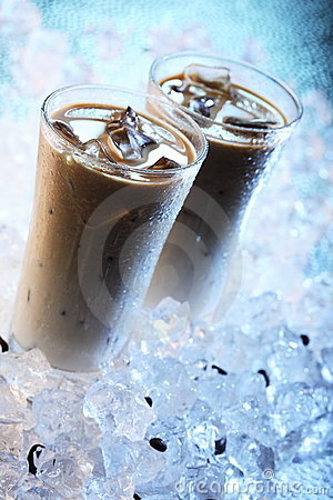 Free Iced Coffee Royalty Free Stock Photos - 4824068