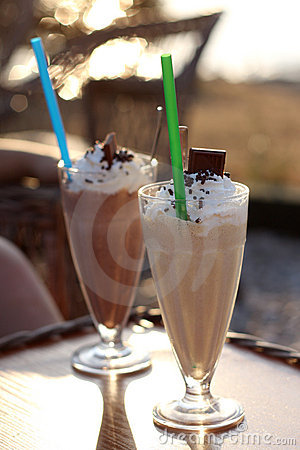 Free Iced Coffees Stock Images - 10610284
