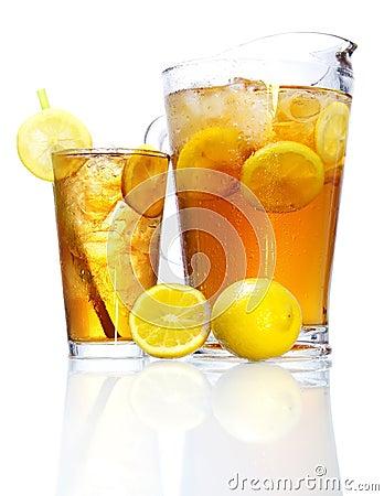 Free Iced Tea Royalty Free Stock Photos - 14958978