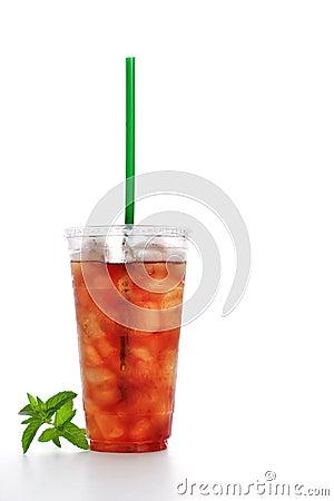 Free Iced Tea Royalty Free Stock Photos - 4331678