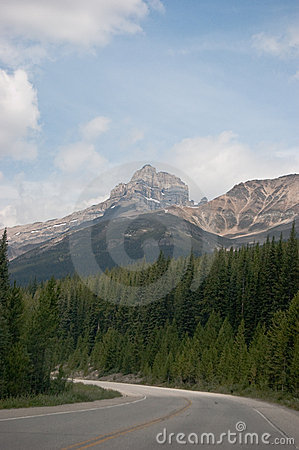 Icefield Parkway, Alberta, Canada
