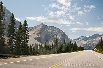 Icefield Parkway, Alberta, Canada