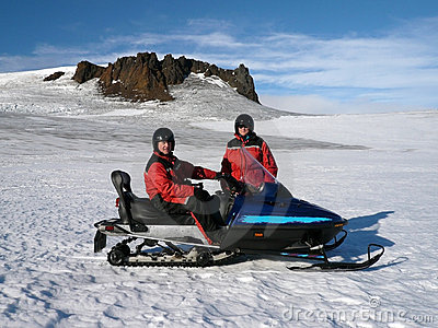 Iceland - Adventure tourists