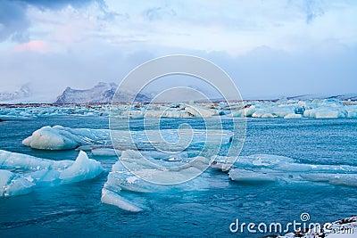 Iceland Iceberg