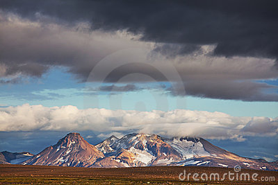 Iceland Landscapes Royalty Free Stock Photos - Image: 21127798