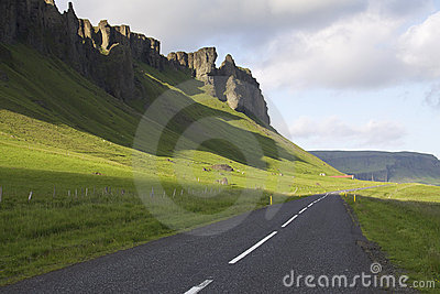 Iceland: Main road of Iceland