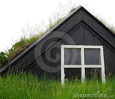 Iceland old house