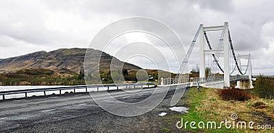 Icelandic bridge