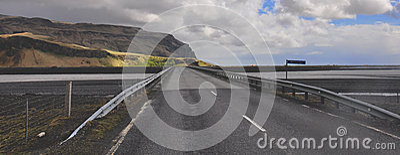 Icelandic highway