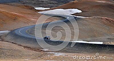 Icelandic road trip