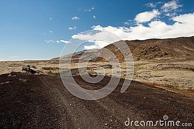 Icelandic route