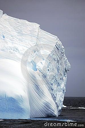 Icesberg at the sea