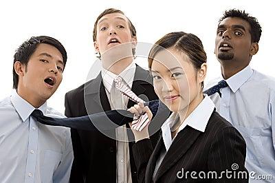 Ich habe mein Traumteam