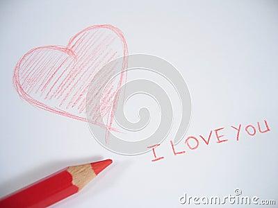 Ich liebe dich ich